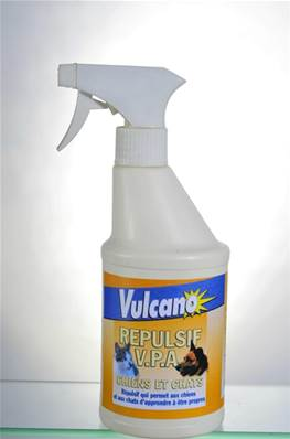 SPRAY REPULSIF CHIEN ET CHAT