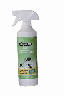 biorep barriere aux insectes rampants 500ml aux principes actif naturel. Black Bedroom Furniture Sets. Home Design Ideas