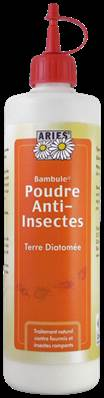 POUDRE ANTI INSECTES  ARIES 500 ML