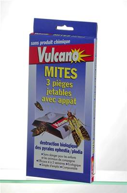 VULCANO MITES ALIMENTAIRES