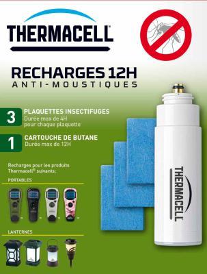 recharge 12h pour anti moustique portable thermacell. Black Bedroom Furniture Sets. Home Design Ideas