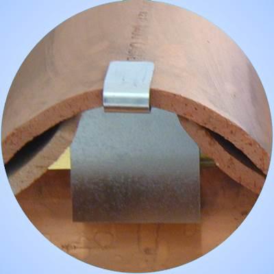 bouche tuiles obturateur pour tuile aluminium. Black Bedroom Furniture Sets. Home Design Ideas