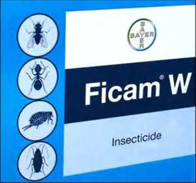 FICAM WP INSECTICIDE SOLUBLE GAMME PRO